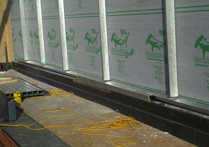 Sharkskin Weather Resistant Barriers