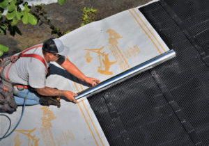 Sharkskin Ultra Radient on Vent Mat Oahu