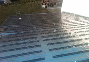Ventilated Reflect Roof California Sharkskin